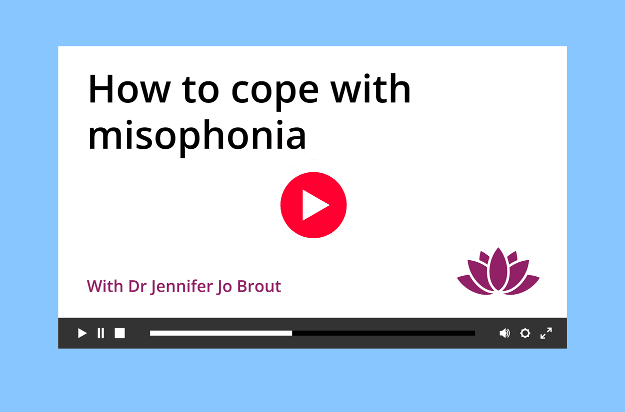 How to cope with misophonia video